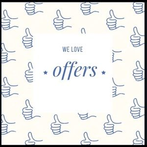 We ❤️ Offers!